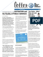 TPUC Newsletter