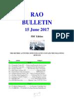 Bulletin 170615 (PDF Edition)