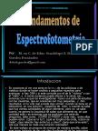 Espectrofotometria Uv Visible