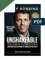 Tony Robbins-Unshakeable