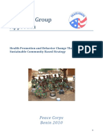 Peace Corps Care Group Approach Manual