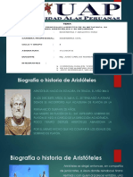 Filosofia - Aristóteles. Tema 4