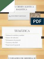 DIPLOMADO FISICA BALISTICA