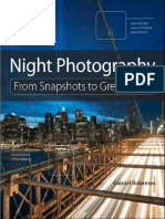 Night Photography - From Snapshots to Great Shots