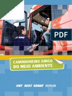 Caminhoneiro Amigo do Meio Ambiente - CNT - 2012