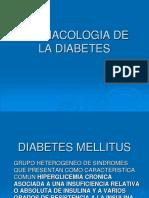 Farmacologia Clase 22 Diabetes Complementaria uss
