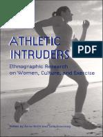 [Anne Bolin, Jane Granskog] Athletic Intruders Et