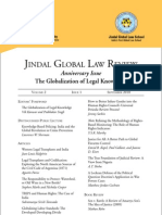 2 JINDAL Global Law Review (2010)