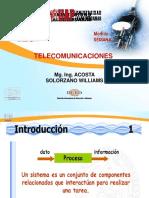 TELECOMUNICACIONES SEMANA 08