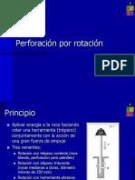 07-Perforación Por Rotación