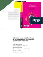 Jvenes Relaciones Familiares y Tecnologa de La Informacin y de Las Comunicaciones