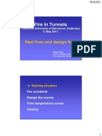 Real Fires and Design Fires