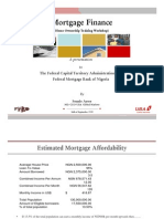 Mortgage Financing by UBA Global Markets