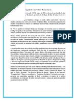 Biografía de Lenín Voltaire Moreno Garcés