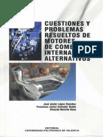 Cuestiones y Problemas Resueltos de Motores de Combustion Interna Alternativos - UPV