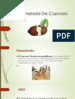 Mermelada de Copoazú