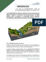 10ma Clase de Geologia