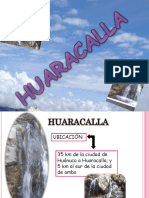 Huaraca Ll A