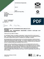 Marco Biagi - Simon Hamilton Correspondence 22 May 2015 (1)