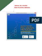 Manual Del Usuario Poligonal Mendoza