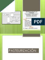 Pasteurizacion Pre