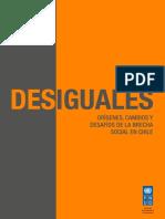 Libro Desiguales Del PNUD