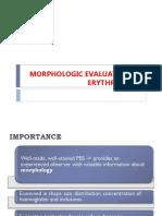 10m.morphologic Evaluation of Erythrocytes (1)