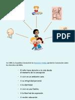 Pablo Cueche. Derechos Del Niño