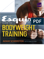 BodyWeight Training Guide