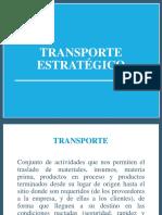 Transporte estratégico