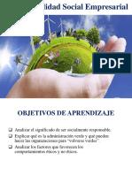 Administración Clase 06 Responsabilidad Social Empresarial