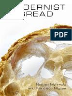 Modernist Bread Brochure