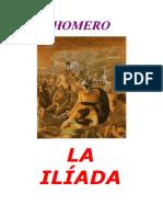 113686068 Resumen de La ILIADA en 100 Paginas