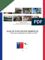 Guía de Evaluación Ambiental 2014