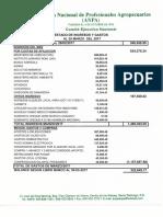 Informe Financiero ANPA Marzo 2017