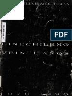 Cine Chileno. Veinte Años (1970-1990) (Jacqueline Mouesca)