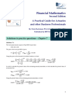 FM Textbook Solutions Chapter 7 Second Edition
