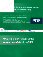 LASIK Surgery is Safe in the Long-Term