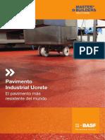 MBS Broschuere Pavimento Industrial Ucrete