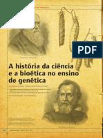 A História Da Ciência e a Bioética No Ensino de Genética