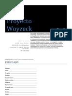 Woyzeck Texto