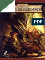Warhammer 2 -FR - Bestiaire Du Vieux Monde