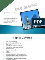 Structural Glazing Presentation