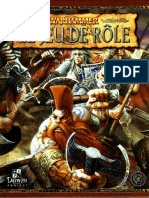Warhammer 2 -FR - Livre de Règles