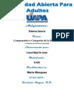 Unidad VII Didactica General Linavel Mejia