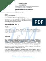Resumen de La NIIF 15
