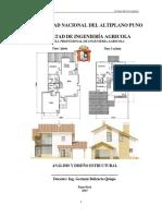 5 Analisis y Diseño Estructural 2015