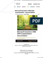 Microsoft Dynamics CRM 2016 Customization-2