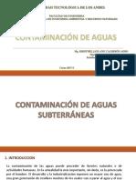 Clase III-Cont. de Aguas Sub.