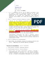 Direito Penal IV - 30.05 - Lei Maria Da Penha e Estatuto
